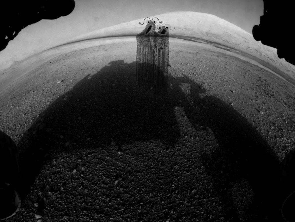 mars curiosity rover recent news - photo #48