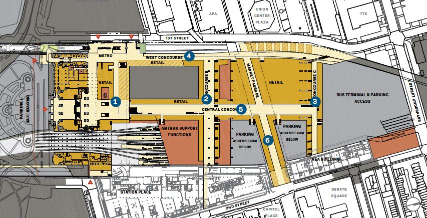 Washington DC Union Station Master Plan Urbnblog